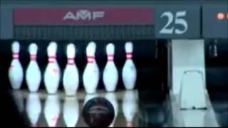 Ollie Harbin 300 game AMF West Lanes in Overland Park, KS