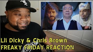 Lil Dicky - Freaky Friday feat. Chris Brown, Ed Sheeran, DJ Khaled, Kendall Jenner REACTION & REVIEW