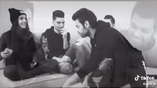 عم اشرب لأنساها 💞 وسام و ياسمين.. حالات واتس اب حزينه 💔