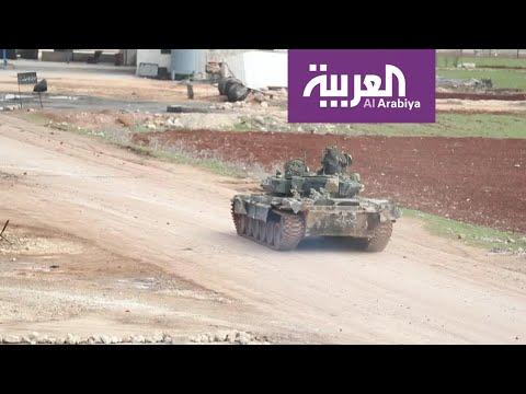 سوريا.. تركيا تحشد قواتها والنظام يسيطر في حلب  - نشر قبل 6 ساعة
