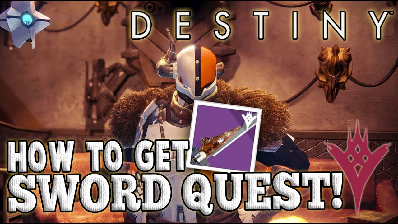 how to use sword in destiny