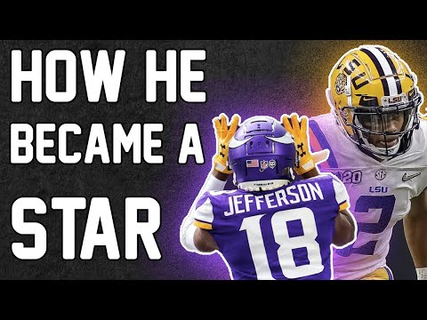 The Unexpected Rise of Justin Jefferson (The Future of the Vikings)