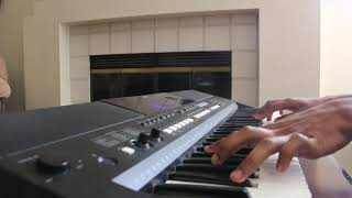 Falling by Trevor Daniel (piano cover)