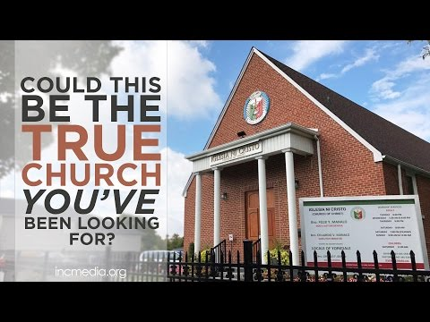 Have you heard about the Church Of Christ in Canada?