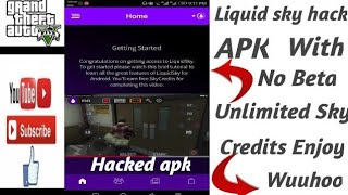 Liquid sky account for free😱😱💯real+working