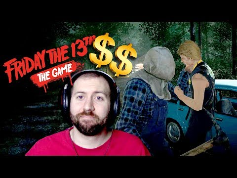 BETRAYED FOR MONEY | Friday the 13th Game Part 25