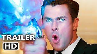 Baixar MEN IN BLACK 4: INTERNATIONAL Official Trailer (2019) Chris Hemsworth, MIB4 Movie HD