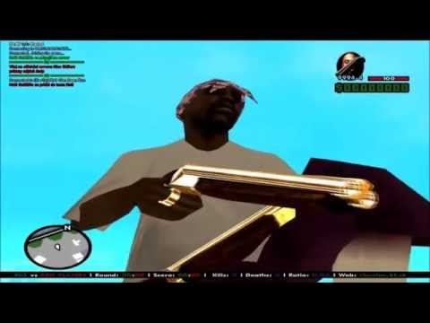 GTA SA - Mod pack Sawn-off shotgun