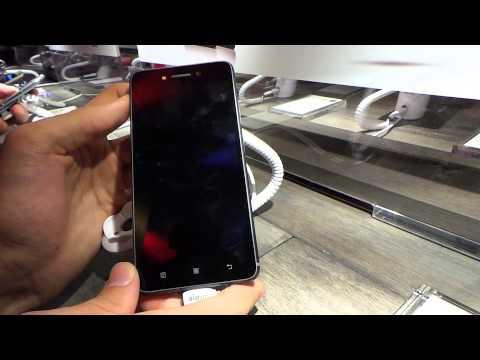 Lenovo S90 bemutató videó
