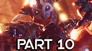 God of War 4 Walkthrough Part 10 - Dark Elves - GOD OF WAR GAMEPLAY!! (PS4 PRO 60FPS)