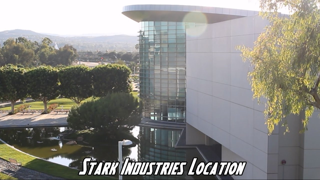 Iron Man 2008 Stark Industries Filming Location YouTube