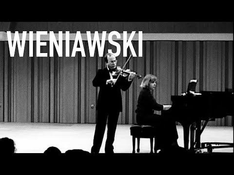 H. Wieniawski - Romance Sans Parole et Rondo Elegant - Levon Ambartsumian