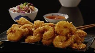 Shrimp Recipes - Japanese Style Deep Fried Shrimp