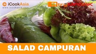 Salad Campuran Ala Western