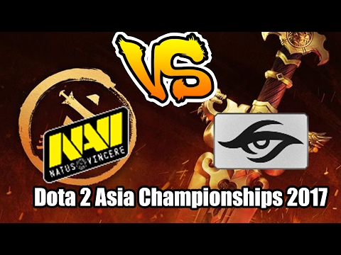 🔴NATUS VINCERE vs TEAM SECRET - Dota 2 Asia Championships 20