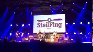 Steilflug in Siegen