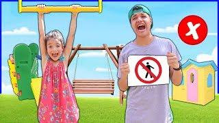 Regras de Conduta para CRIANÇAS no Parquinho (Rules of Condut for Children)