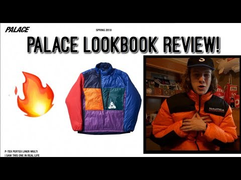 Palace Spring Summer '18 Lookbook Review!