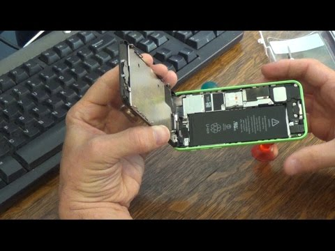 how to open iphone 5c how to open an iphone 5c 17201