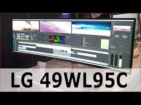 LG 49WL95C - 49