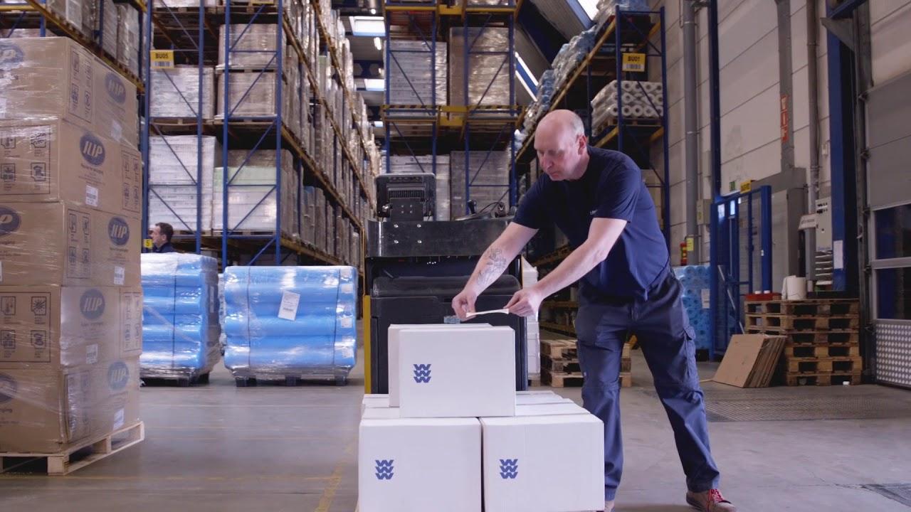 Download Van der Windt Verpakking orderproces