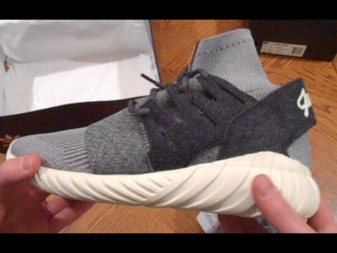455934455ed4 Ronnie Fieg x Adidas Consortium Tubular Doom - Unboxing Review   On ...