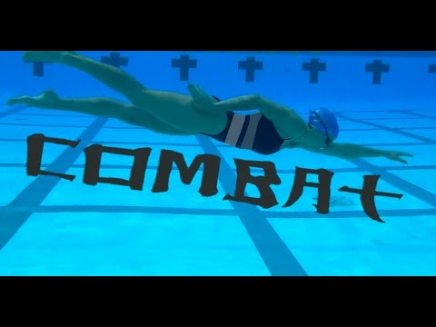 Freestyle Pull - Combat Drill - Swim with Leila