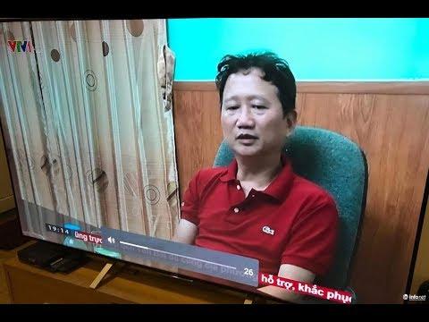 Vietnam 'kidnap victim' Trinh Xuan Thanh appears on TV