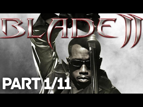 Blade 2 Xbox Full Game (PART 1/11)(HD)