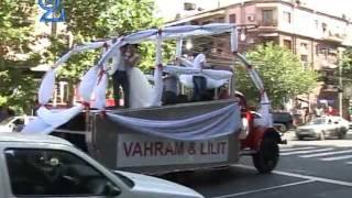 VAHRAM & LILIT wedding TV-1 Kamoblog.com