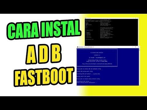 CARA INSTAL ADB DRIVER XIOMI | CARA INSTAL ADB FASTBOOT