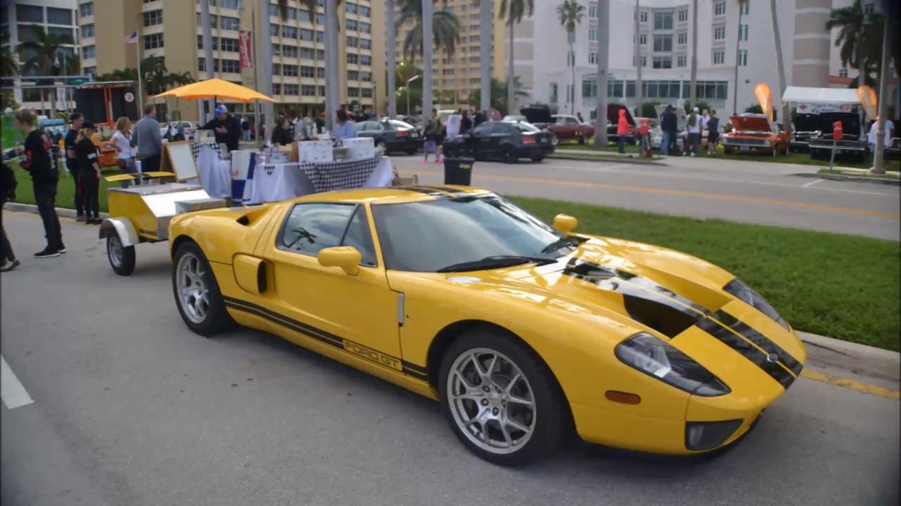 Supercar Week Finale 2018 West Palm Beach Florida