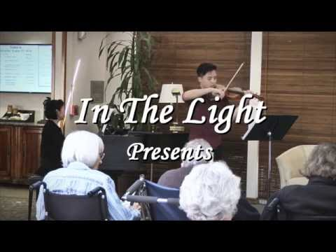 Music Therapy for Elderly Seniors at Palo Alto Commons and Channing House