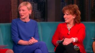 Cate Blanchett Interview - The View
