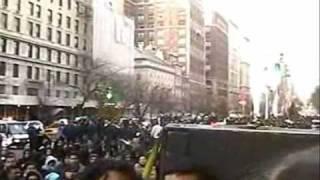 Muharram Procession 1430 (2009) - New York - Shahid Biltistani