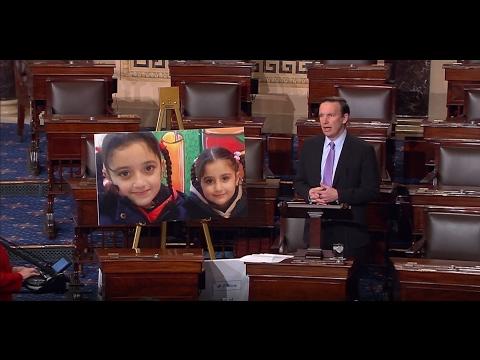 Senator Murphy Calls on GOP to Block Trump's Harmful Executive Order on Refugees