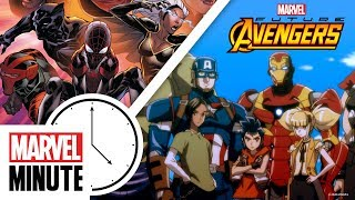 Marvel Future Avengers comes to Disney+! | Marvel Minute