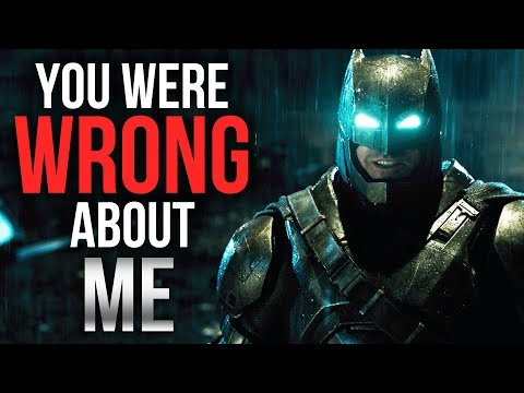 Why You're WRONG About Batman v Superman [Part 1]