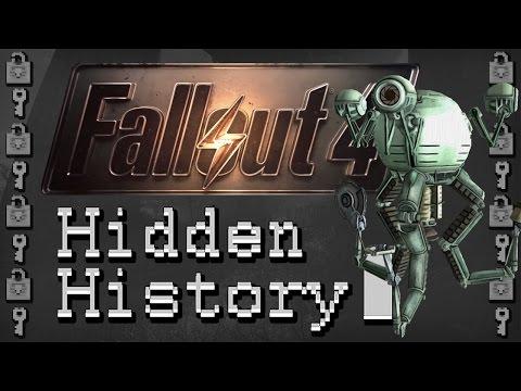 Hidden History: FALLOUT 4 Companions