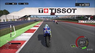 MotoGP 17 - Misano World Circuit Marco Simoncelli | San Marino GP Gameplay (PC HD) [1080p60FPS]