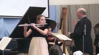 К.Глюк- Мелодия, Моцарт - Анданте