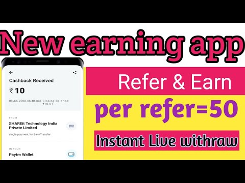 Cryptocurrency app referral 50