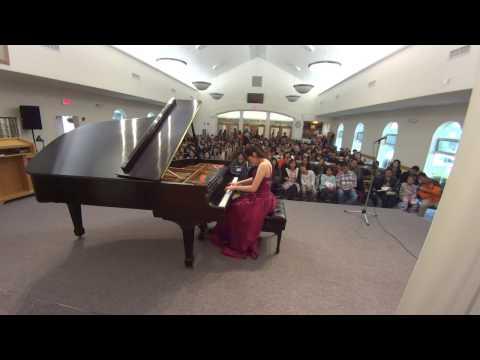 Umi Garrett // Bach Partita No. 2 in C Minor