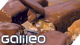 Snickers selbst gemacht: Leander im DIY-Experiment | Galileo | ProSieben