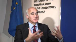 EU Ambassador to US on Transatlantic Relations