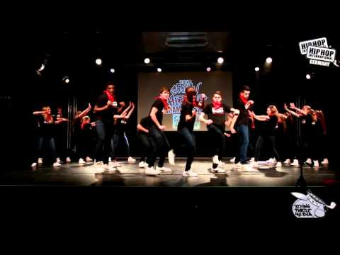 Je Suis Dany - German Hip Hop Dance Championship 2016 Süd/West Qualifier