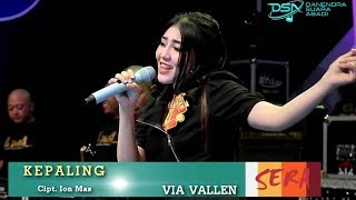 Gambar cover Via Vallen - Kepaling [OFFICIAL]