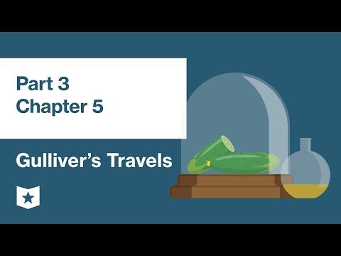 Gulliver's Travels by Jonathan Swift | Part 3, Chapter 5
