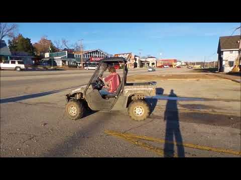 Yamaha Rhino utility vehicle for sale | no-reserve Internet auction December 28, 2017