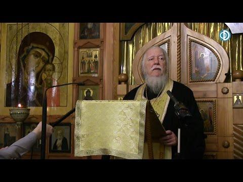 Протоиерей Димитрий Смирнов. Проповедь о Рождественском посте и о плавании по реке жизни